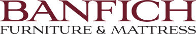 Banfich Furniture and Mattress Logo